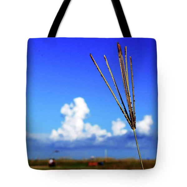 Tote Bag featuring the photograph Standing Tall by Gary Wonning