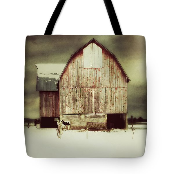 Standing Tall Tote Bag by Julie Hamilton