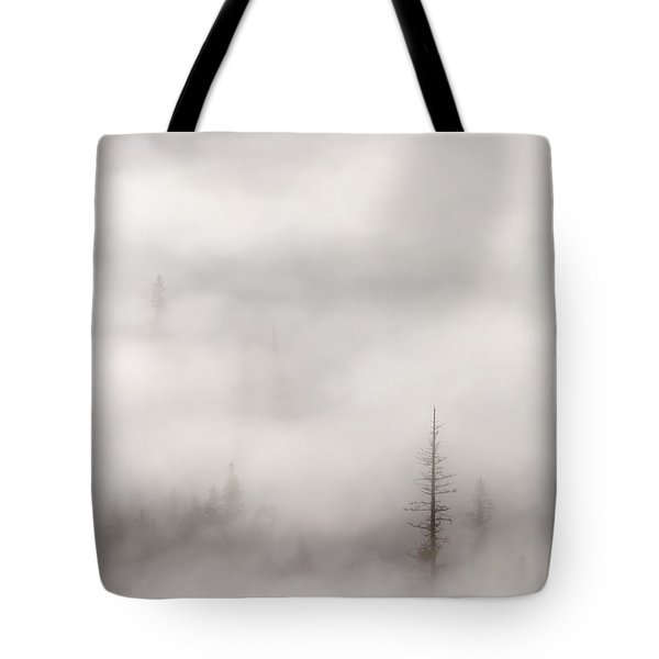 Standing Tall Tote Bag by Mike  Dawson