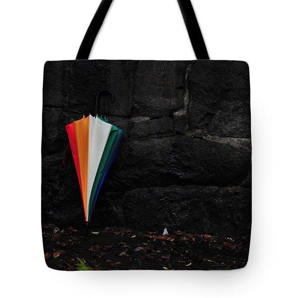 Standing Umbrella Tote Bag
