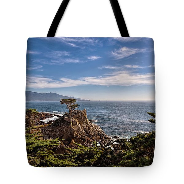 Standing Watch Tote Bag by Gina Savage