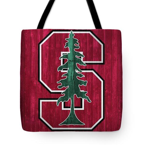Stanford Barn Door Tote Bag by Dan Sproul