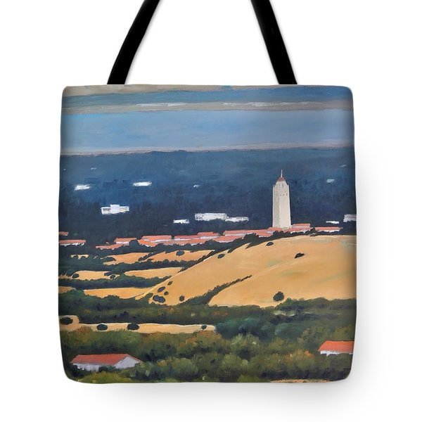 Stanford From Hills Tote Bag