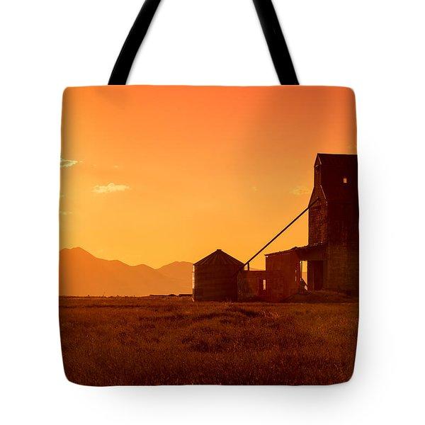 Stanford Sunset Tote Bag