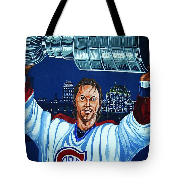 Stanley Cup - Champion Tote Bag