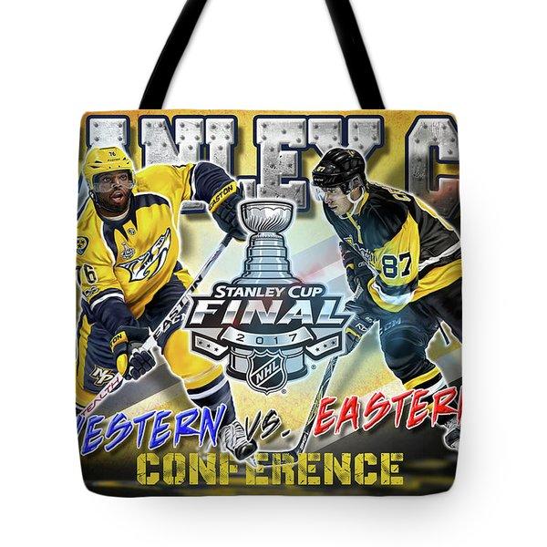 Stanley Cup 2017 Tote Bag