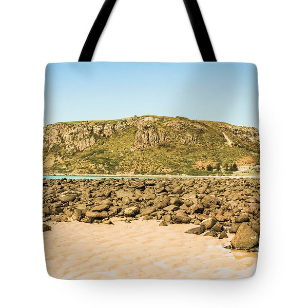 Stanley Seascape Tote Bag