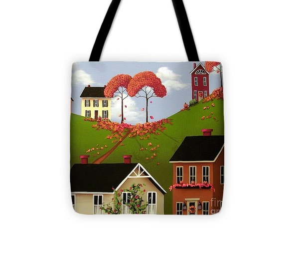 Staplehill  Tote Bag by Catherine Holman