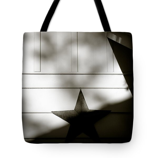 Star And Stripes Tote Bag by Dave Bowman