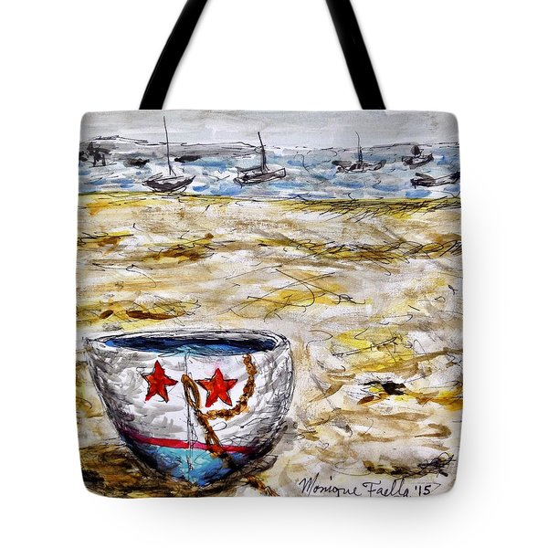Star Boat Tote Bag