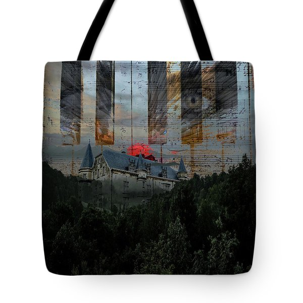 Star Castle Tote Bag