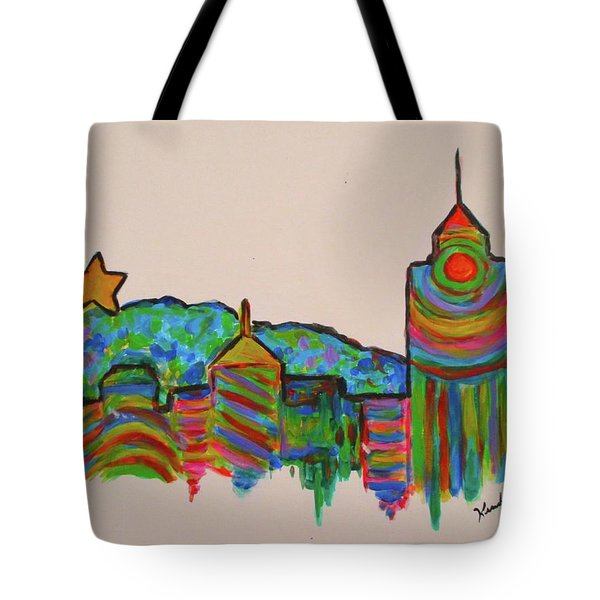 Star City Play Tote Bag