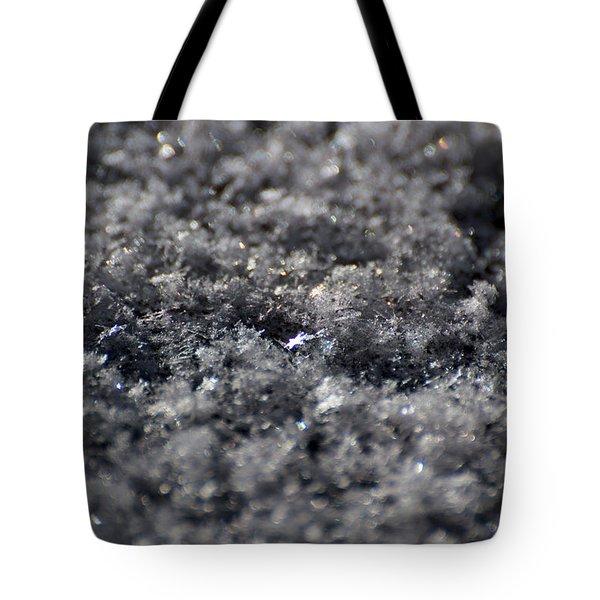Star Crystal Tote Bag