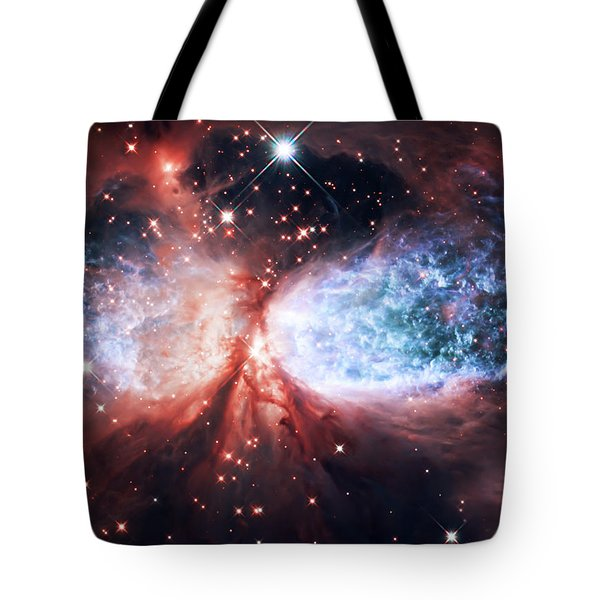 Star Gazer Tote Bag by Jennifer Rondinelli Reilly - Fine Art Photography