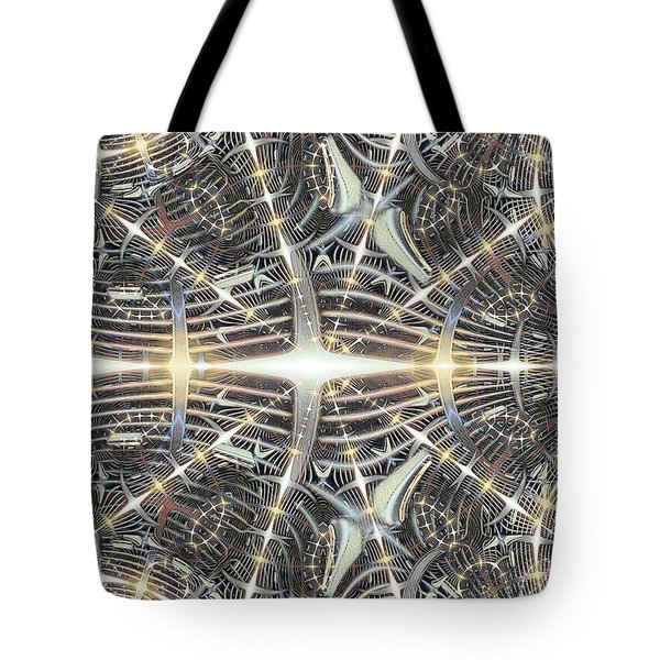 Star Grille Tote Bag