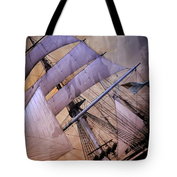 Star Of India San Diego 2 Tote Bag