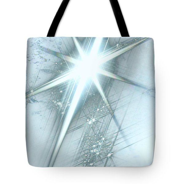 Star Of Wonder Tote Bag by Ellen Henneke