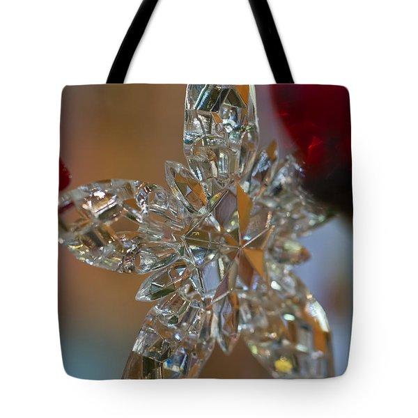 Star Ornament Tote Bag