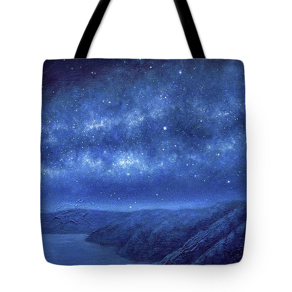 Star Path Tote Bag