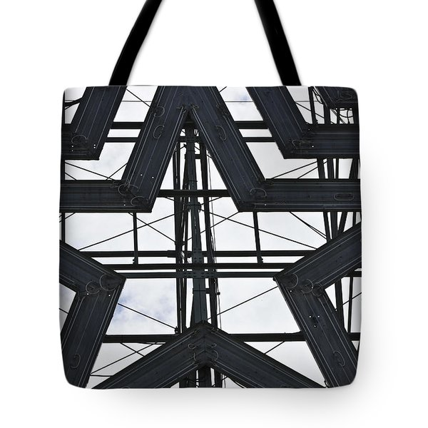 Star Power Roanoke Virginia Tote Bag
