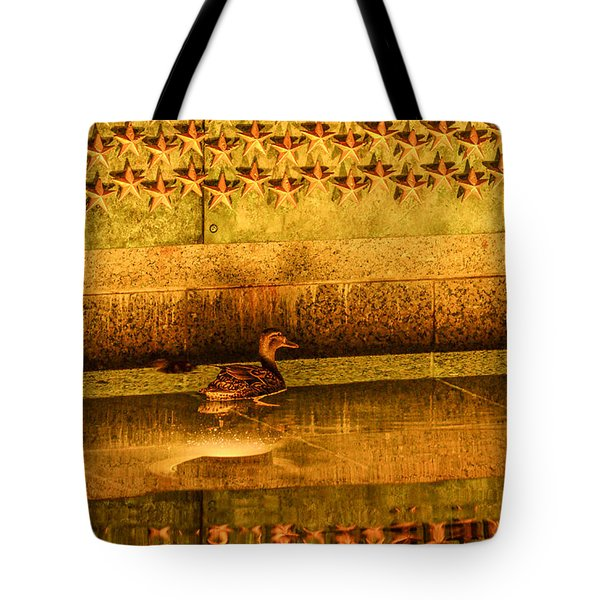 Star Reflections Tote Bag