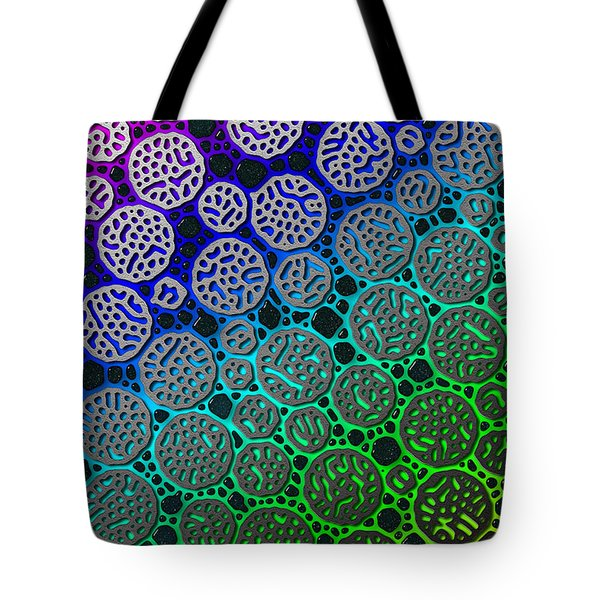 Star Stones Tote Bag