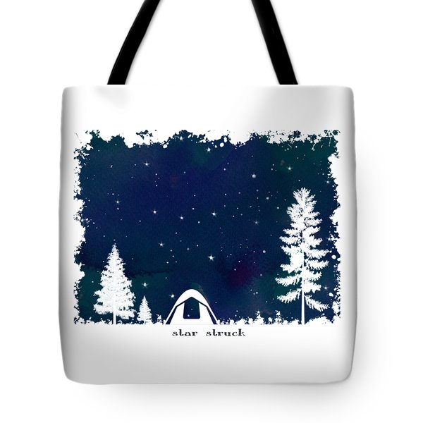 Star Struck Tote Bag by Heather Applegate