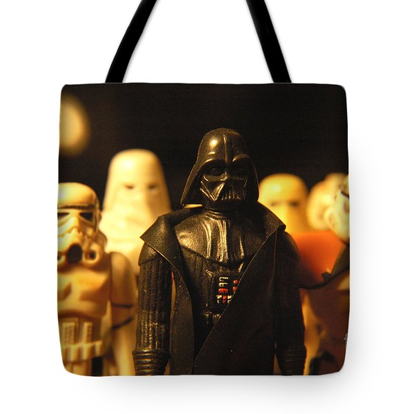 Star Wars Gang 3 Tote Bag