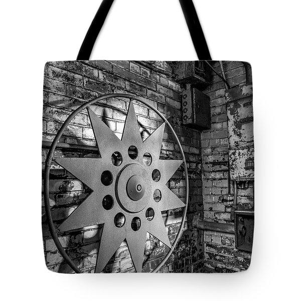 Star Wheel Tote Bag