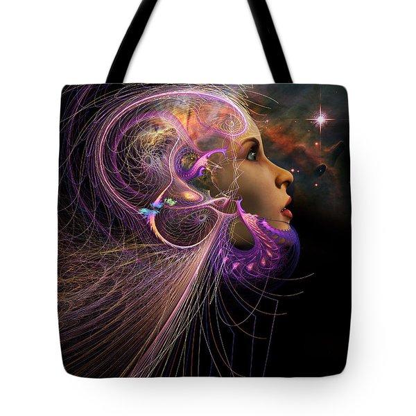 Starborn Tote Bag