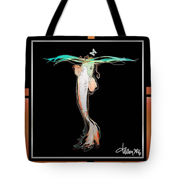 Starcrossed Lovers Tote Bag
