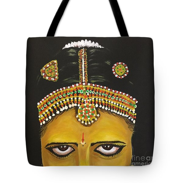 Stare Tote Bag by Brindha Naveen