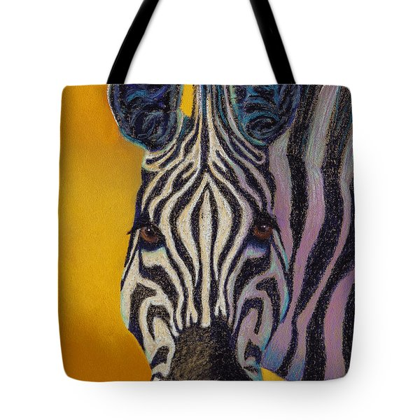 Stare Down Tote Bag by Tracy L Teeter