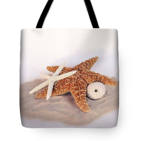 Starfish Still Life Tote Bag