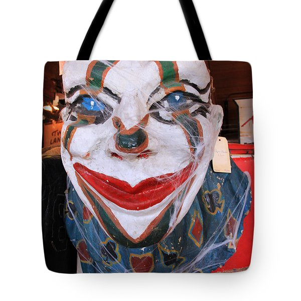 Staring Back At You Tote Bag