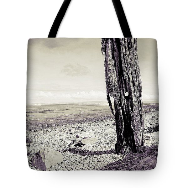 Tote Bag featuring the photograph Stark Reality by Keith Elliott