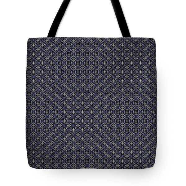 Tote Bag featuring the painting Starlight Crows by Kym Nicolas