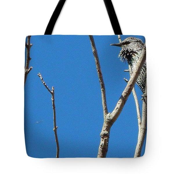 Starling Darling Tote Bag