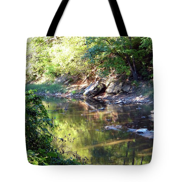 Starr Creek Tote Bag