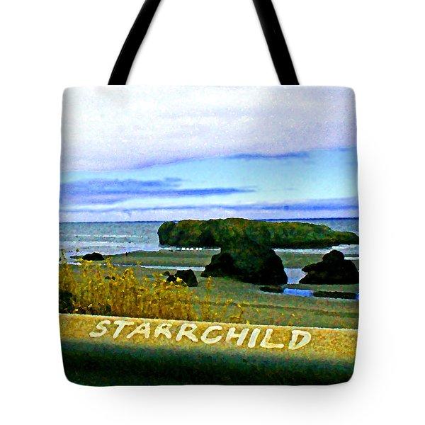 Starrchild Tote Bag