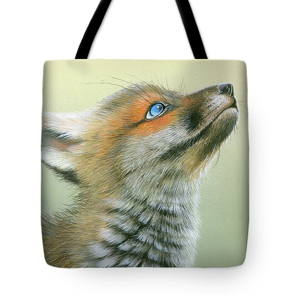 Starry Eyes Tote Bag