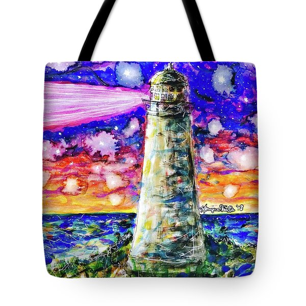 Starry Light Tote Bag