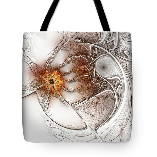 Starry Night Tote Bag by Amanda Moore