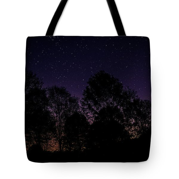 Tote Bag featuring the photograph Stars by Brian Jones