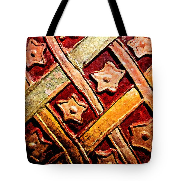 Stars Intertwined Tote Bag