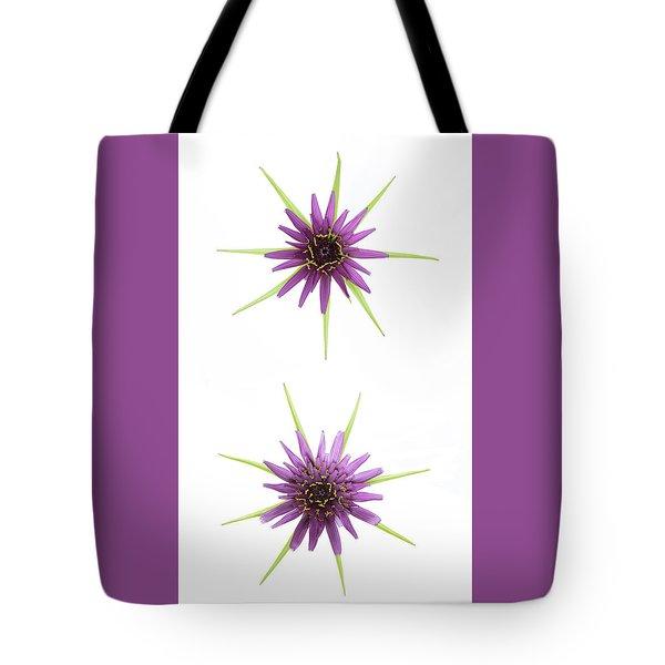 Stars Of Salsify Tote Bag