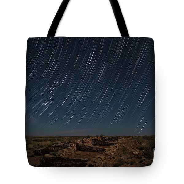 Stars Remain Unchanged Tote Bag