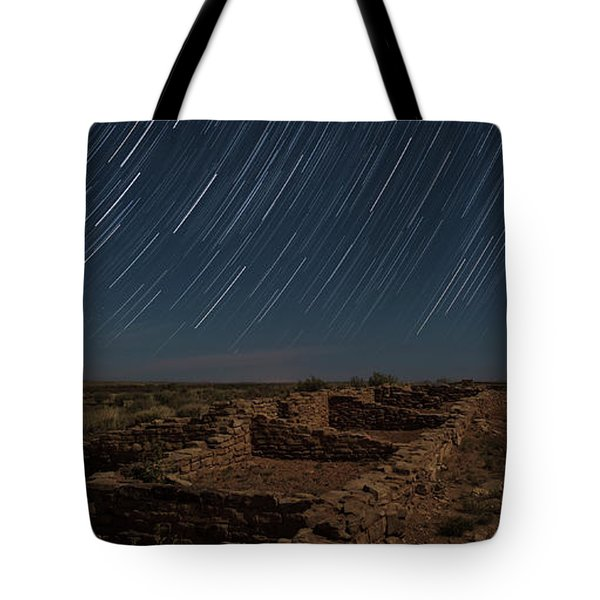 Tote Bag featuring the photograph Stars Remain Unchanged by Melany Sarafis