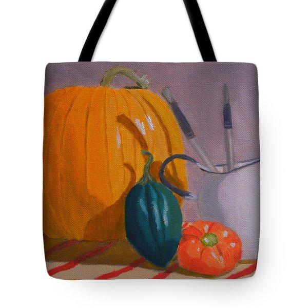Start Of Fall Tote Bag