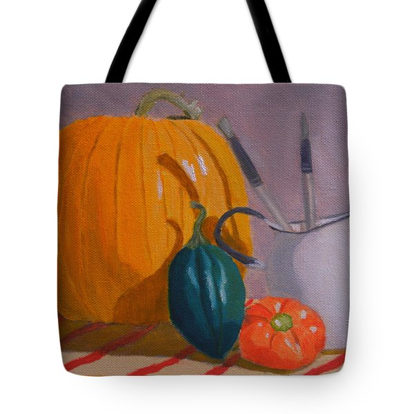Start Of Fall Tote Bag